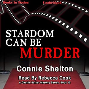 Stardom Can Be Murder Audiobook