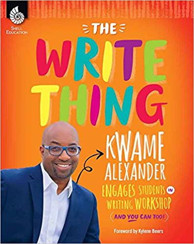 And You Can Too! The Write Thing Kwame Alexander Engages Students in Writing Workshop