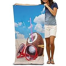 Richmond Takila Sunglasses Travel Beach Towel Sunnylife Beach Towel - 30 X 50-Inch Ultra Portable, Lightweight Great For The Pool And The Beach