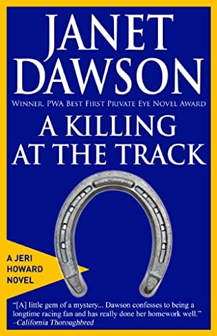 book cover of A Killing at the Track