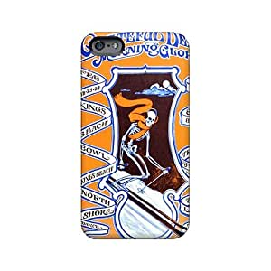 Iphone 6plus FMw12992EEIg Custom Trendy Grateful Dead Skin Scratch Protection Cell-phone Hard Cover -KellyLast