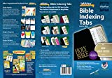 Tabbies Mini Gold-Edged Bible Indexing Tabs, Old