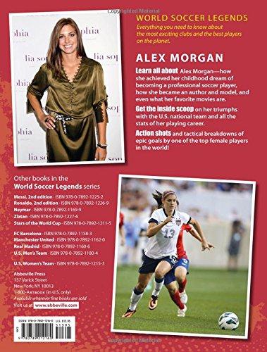 Alex Morgan (World Soccer Legends)