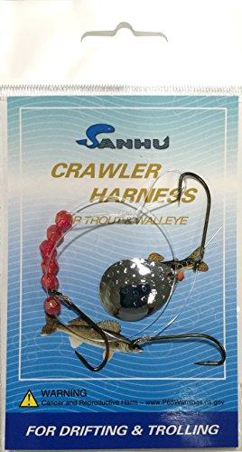 Sanhu Crawler Harness - 10 Packs - Item #634