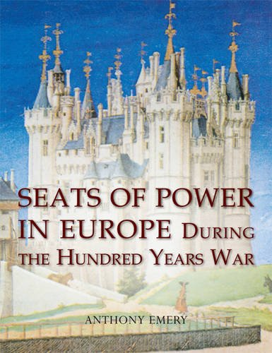 The 4 best seats of power in europe book 2020