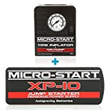 Antigravity KIT: XP-10 Micro-Start Jump-Starter Personal Power Supply + Tire Inflator Air Pump