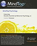 img - for MindTap Psychology for Essentials of Abnormal Psychology book / textbook / text book