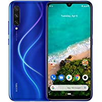 "Xiaomi Mi A3 – Android One, AMOLED de 6,088"" (Cámara Frontal de 32 MP, Trasera de 48 + 8 + 2 MP,4030 mAh, Jack de 3,5 mm, Qualcomm Snapdragon 665 2,0 GHz, 4 + 64 GB) Color Azulón [Versión española]"