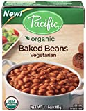 Pacific Foods BeaNo Sodium Baked Vegetarian, 13.6 oz