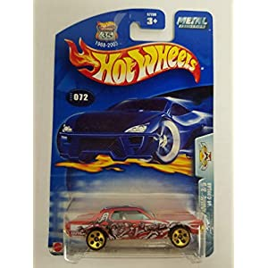 '68 Cougar Anime 3/5 2003 Hot Wheels No. 072