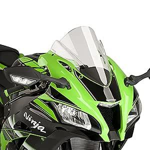 Cupula Racing Kawasaki ZX-10R 16-19 transparente Puig 8912w ...