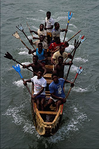 Image result for ghana canoe racing