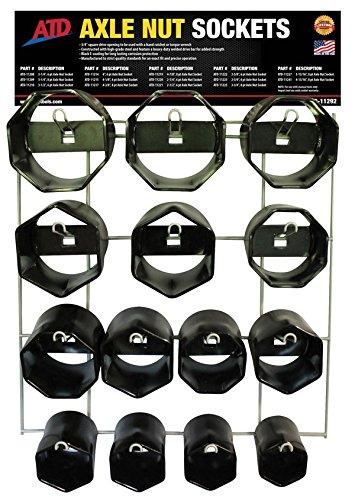 ATD Tools 11215.0 4-1/8'' 6 Point Axle Nut Socket