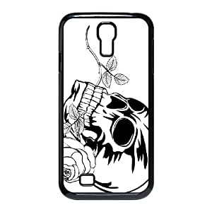 SamSung Galaxy S4 I9500 Skull Phone Back Case Art Print Design Hard Shell Protection LK092218
