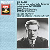 Menuhin Plays Bach Concertos