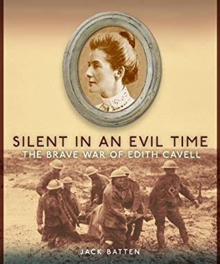 book cover of Silent in an Evil Time