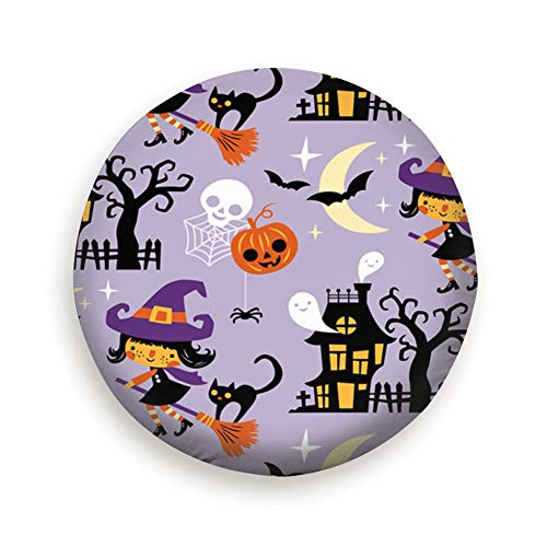 Halloween Themed Cute Holidays Appalling Universal Spare Tire Cover Black 15inch