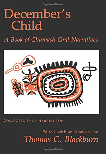 Decembers Child Book Chumash Narratives product image