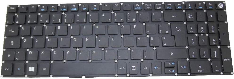 GAOCHENG Laptop Keyboard for ACER E5-722 E5-772 PK131FZ1A15 AEZRTF00010 NK.I151500H France FR Without Frame New