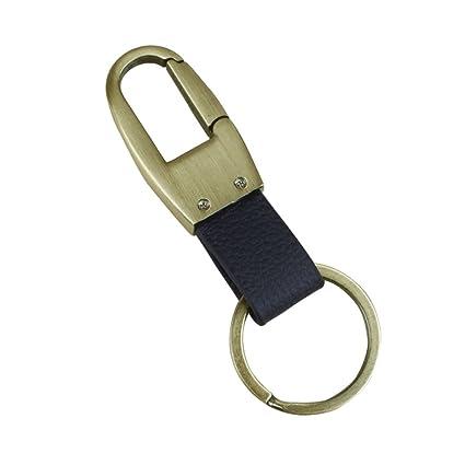 Llavero de Lifeyz con enganche para el cinturón o hebilla del pantalón, negro
