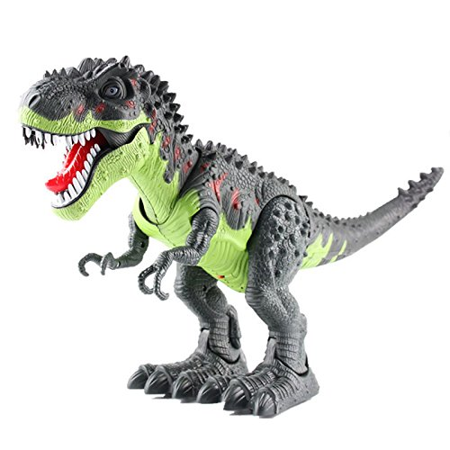 Inflatable T Rex Costume For Sale (Be Wise T- Rex Battery Operated Walking Dinosaur with Sound and Lights)