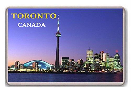 Toronto /City CN Tower / Canada/ Fridge / Magnet..!!!