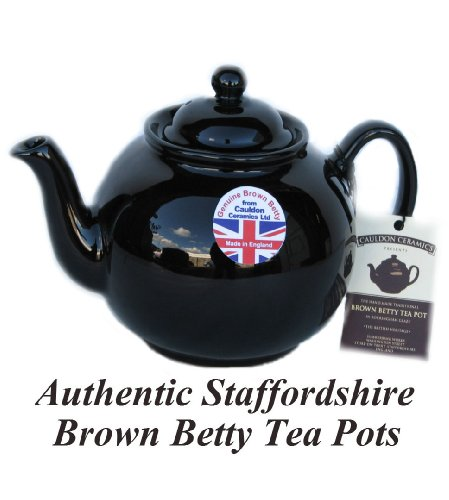 Brown Betty 2 Cup Teapot (English Clay)