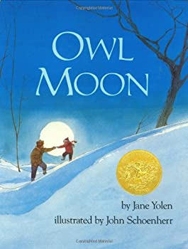 Owl Moon 0399238514 Book Cover