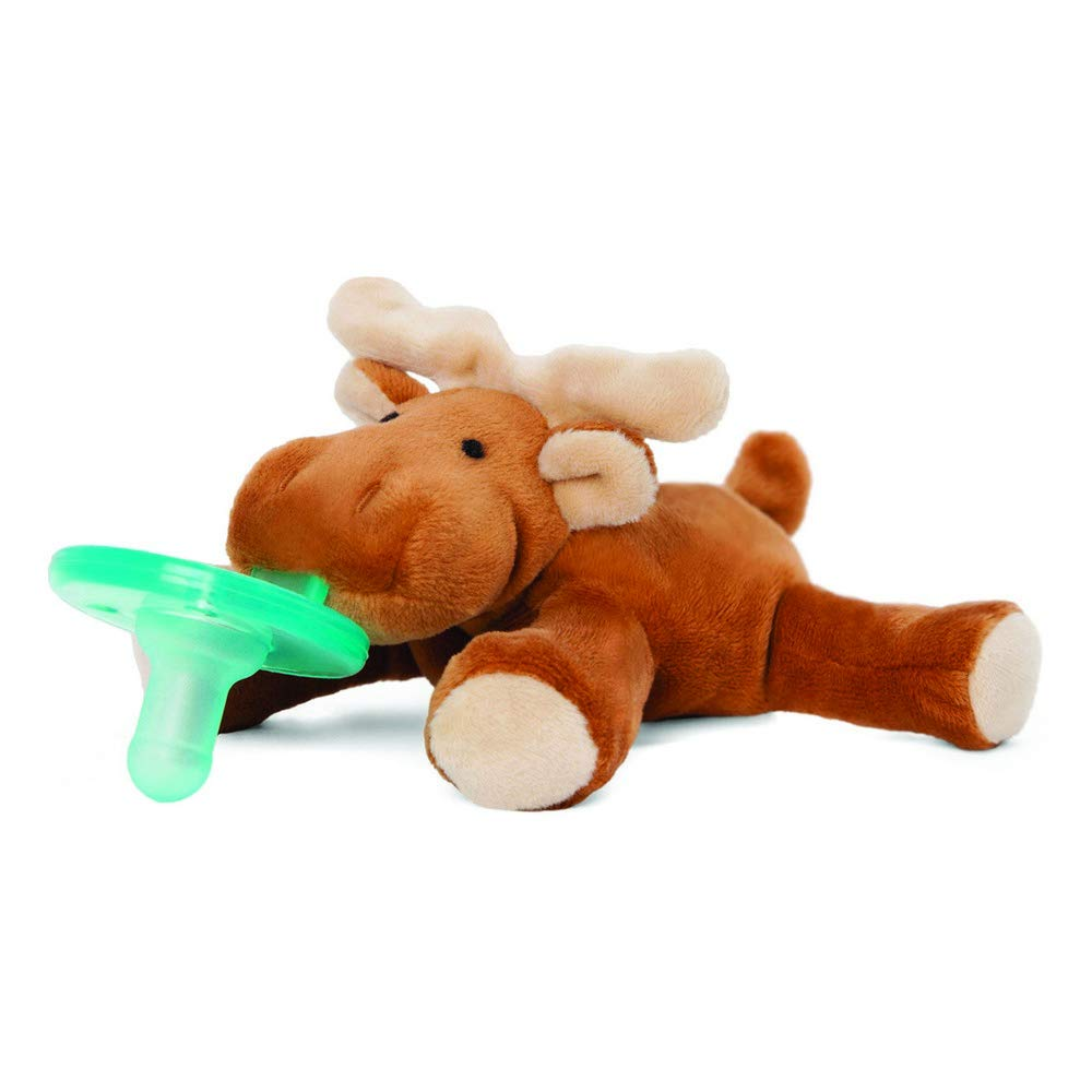 WubbaNub - Infant Pacifiers (Moose)