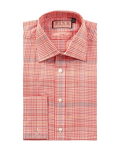 thomas-pink-mens-theodore-prestige-dress-shirt-18r-red