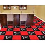 Atlanta Falcons Carpet Tiles