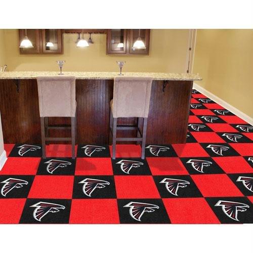 Atlanta Falcons Carpet Tiles by Fanmats