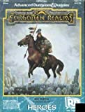 Official Advanced Dungeons & Dragons Forgotten Realms Miniatures Heroes (box) [10-550] [25mm] by Ral Partha