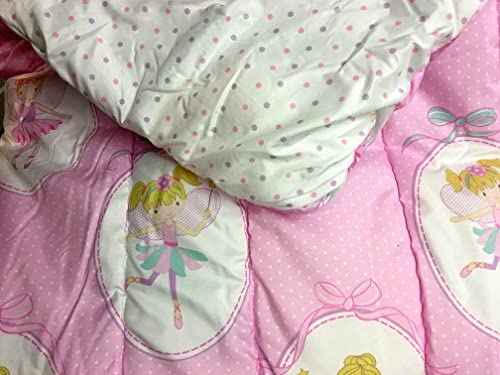 outlet store sale bae6b 5fa4d Ballerina Sleeping Bag by Authentic Kids - Pink - Great for ...