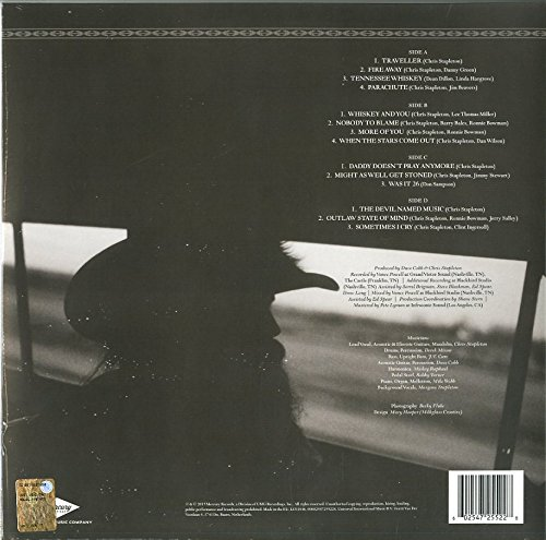 chris stapleton whiskey and you free mp3 download