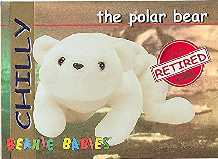 Amazon.com  TY Beanie Babies BBOC Card - Series 1 Retired (RED ... 561564cf49e7