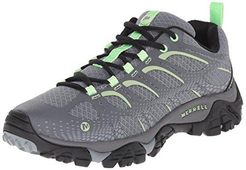 Hiking Merrell Shoe Womens Edge Moab Merrell Grey Womens qZPqv7