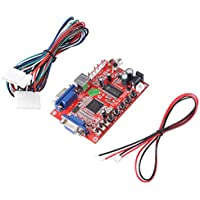 VGA to RGBS/CGA/AV/S Video Converter High to Low Solution Board for Arcade Game with Cable