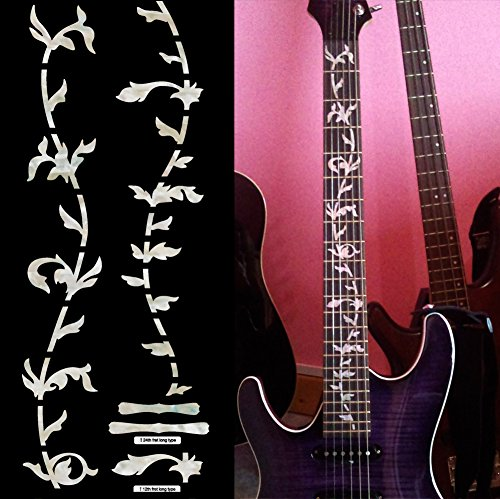 Fretboard Markers Inlay Sticker Decals for Guitar - Tree Of Life - WP