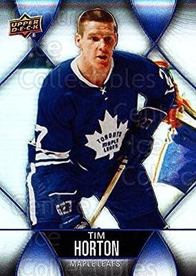 (CI) Tim Horton Hockey Card 2016-17 Tim Hortons (base) 1 Tim Horton