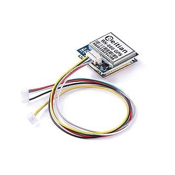 Mooyod 1 Piezas BN-880 Flight Control GPS Módulo Dual con Cable ...