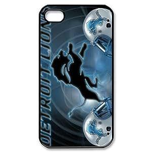 7355435M55782434 Designed iPhone 4/4s Hard Cases Lions team logo