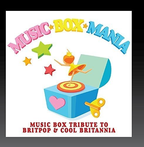 Music Box Tribute to Britpop & Cool Britannia