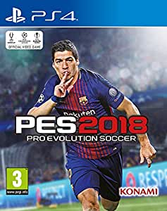 Konami Pes 2018 [Playstation 4]