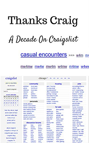 Craigslist casual encounter nyc