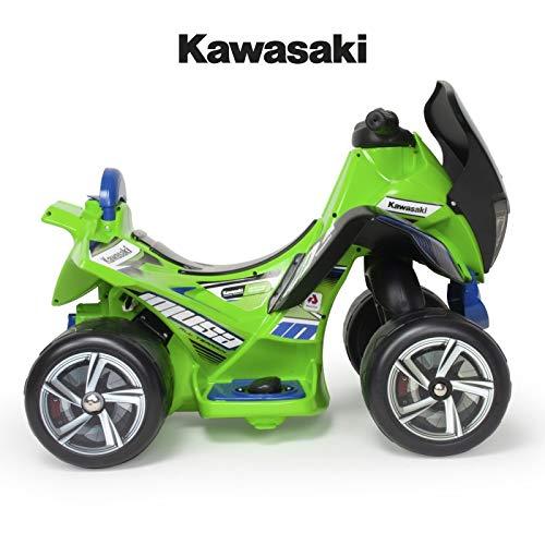 INJUSA Quad Batería Kawasaki 6V 8205: Amazon.es: Juguetes y ...