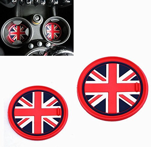 vciic-2-73mm-red-union-jack-uk-flag-style-soft-silicone-cup-holder-coasters-for-mini-cooper-r55-r56-