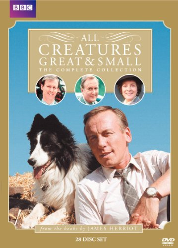 All Creatures Great & Small: The Complete Collection by BBC Home Entertainment