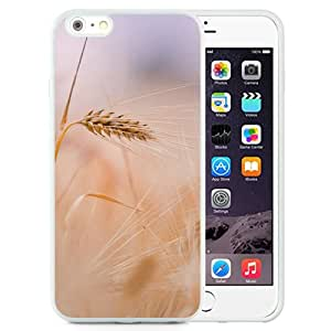 New Beautiful Custom Designed Cover Case For iPhone 6 Plus 5.5 Inch With Wheat In Field (2) Phone Case
