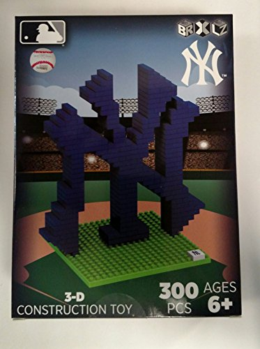 New York Yankees 3D Brxlz - Logo